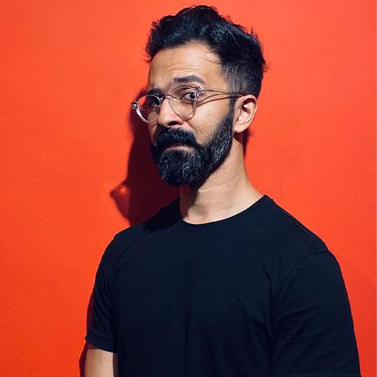 Varun Duggirala - Podcaster