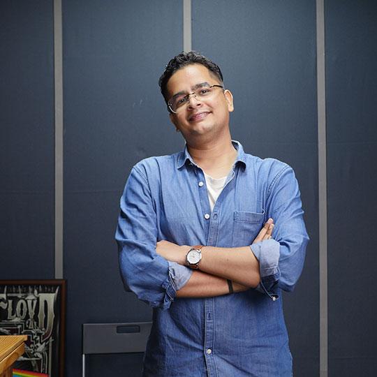 Rakesh Tiwari - Podcaster